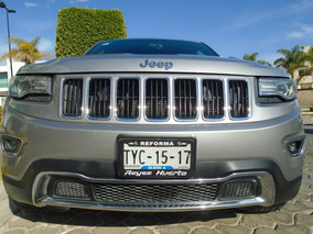 Jeep Grand Cherokee 3.6 Limited V6 4x2 At