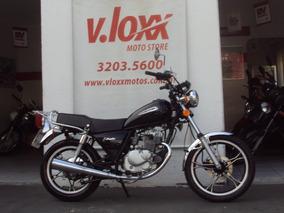 Suzuki Intruder 125 Preta 2008