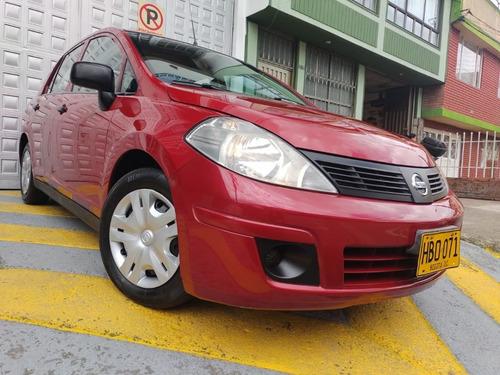 Nissan Tiida 1.600 Cc M/t A.a