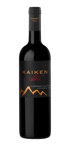 Vino Kaiken Ultra Cabernet Sauvignon X750cc