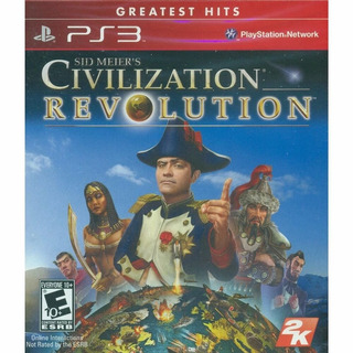 Sid Meiers Civilization Revolution - Ps3