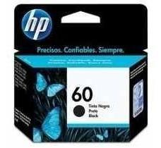 Cartuchos Hp 60 Negro Y Color En Su Caja Garantizadas