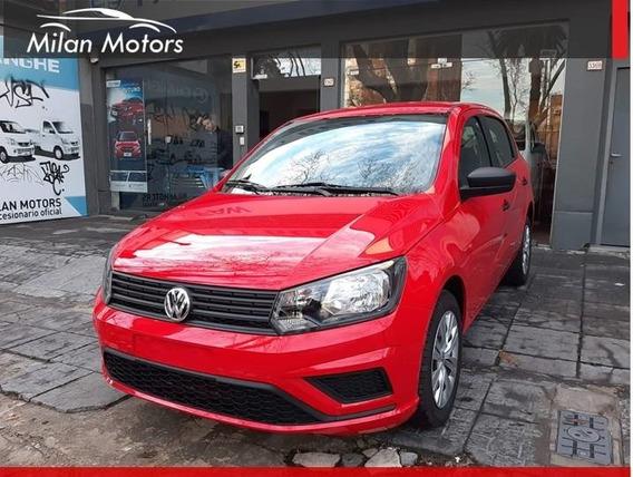 Volkswagen Gol 0km 2020 Financio Con Usd 7900 Se Lo Lleva !