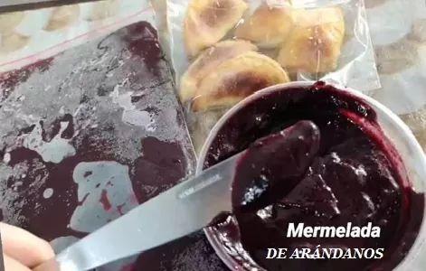 Mermelada De Arándanos 370 G