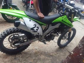 Kawasaki Klx 250, 4tiempos