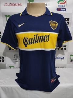 Camisa Boca Juniors 1997 Maradona 10