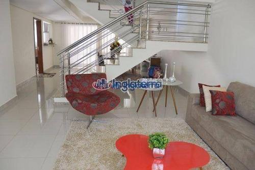Casa À Venda, 236 M² Por R$ 850.000,00 - Residencial Havana - Londrina/pr - Ca0298