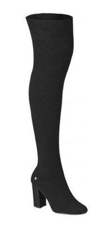 Bota Para Mujer Perugia 95184-055053 Color Negro