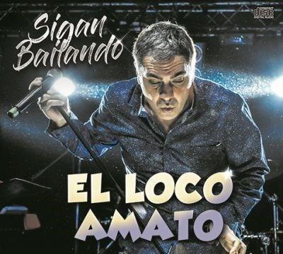 Cristian El Loco Amato Sigan Bailando Cd Nuevo 2018 Tru La