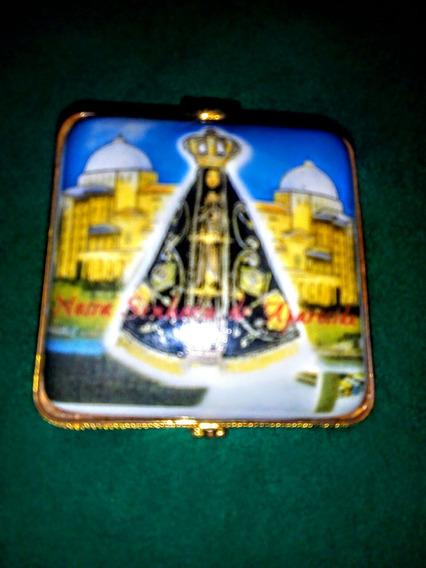 Porta Joias Nossa Senhora Porcelana