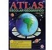Atlas Geográfico Escolar Ilustrado Menor Preço Frete Gratis!