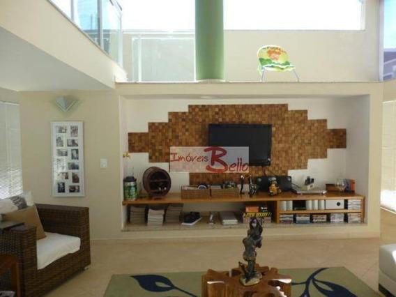 Casa Com 5 Dormitórios À Venda, 307 M² Por R$ 1.200.000,00 - Condomínio Itatiba Country Club - Itatiba/sp - Ca0654