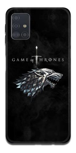 Imagen 1 de 8 de Funda Samsung A31 A21s A11 Game Of Thrones 4