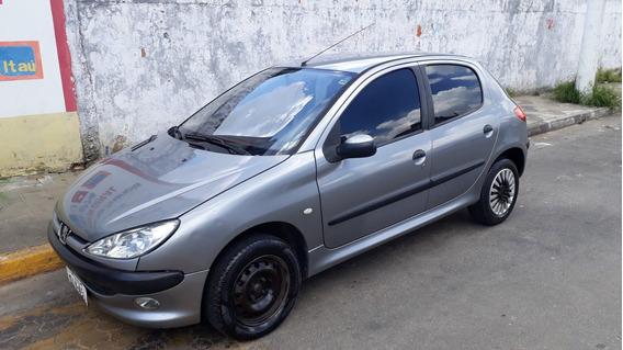 Peugeot 206 Completo 1.6 Barato