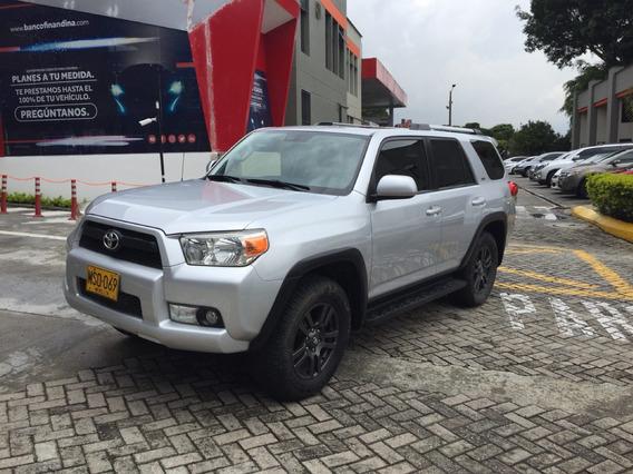 Toyota 4runner Sr5 2012