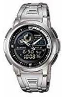 Relógio Casio Termômetro Mod: Aqf-102w-1bvdf