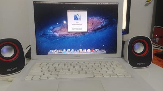 Macbook Os X Processador Intel Core 2 Duo 2,5gb 667mhz