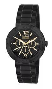Relógio Dumont Rotor Masculino Cinza Du6p29abm/s4c