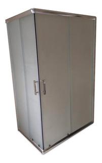 Box De Ducha Cabina 140x80 Rectangular Esmerilado Sin Recept