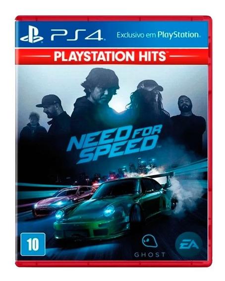 Need For Speed Ps4 Mídia Física Português Promoção Barato !