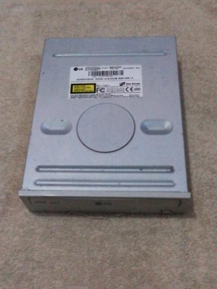 Gravador De Cd E Dvd Lg Modelo: Gcr-8523b