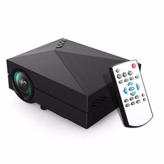 Mini Proyector Led Elegiant 1080p Usb/sd/vga/hdmi/av