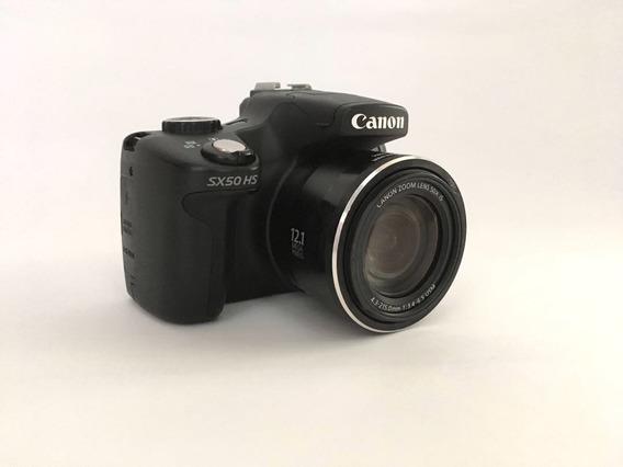 Camera Fotográfica Canon 50x Zoom