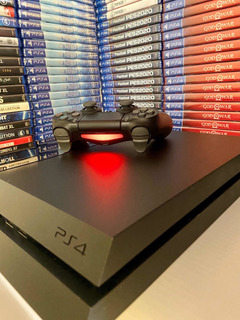 Playstation 4 Ps4 500 Gb + Frete Grátis + 2 Jogos