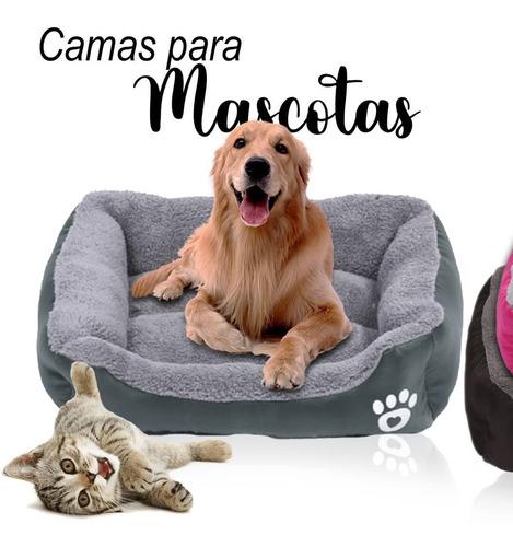 Imagen 1 de 5 de Camas Importadas Felpa  Talla  Xl Grandes  Importadas Perros