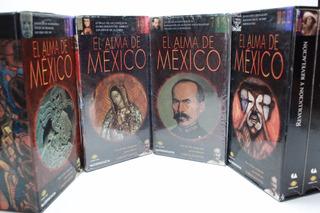 El Alma De México Carlos Fuentes D3r