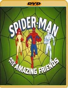 Spiderman Y Sus Superamigos Serie Completa Latino Dvd