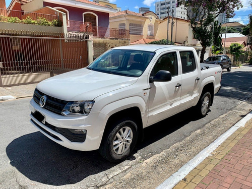 Volkswagen Amarok 2018 2.0 S Cab. Dupla 4x4 4p