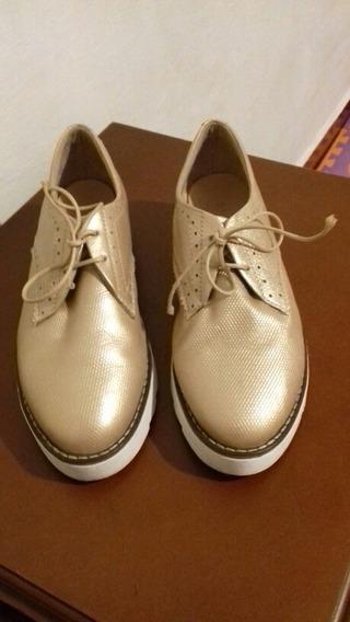 Zapatos Una Sola Postura Talla 37