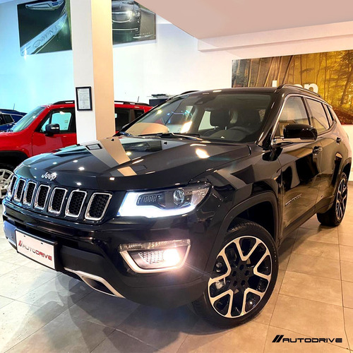 Jeep Compass Limited Plus Td 4x4 At9