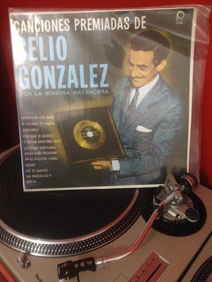 Celio Gonzàlez - Sonora Santanera - Acetato Vinyl