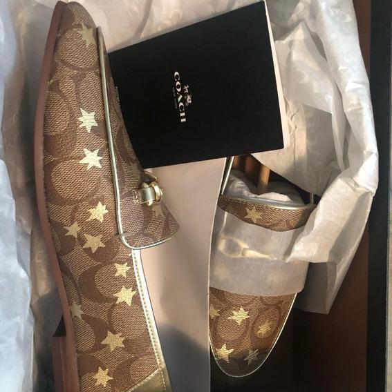 Zapatos Coach De Dama Originales Nuevos