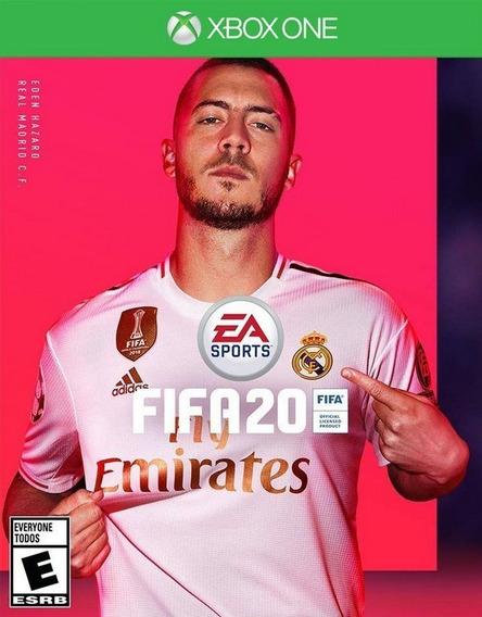 Fifa 2020 Xbox One Mídia Digital + 1 Jogo Grátis
