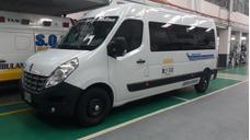 Alquilo Camioneta Renault Master Nueva Con Conductor 18 Pasa