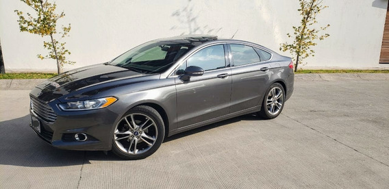 Ford Fusion 2.0 Se Luxury Plus Mt 2015
