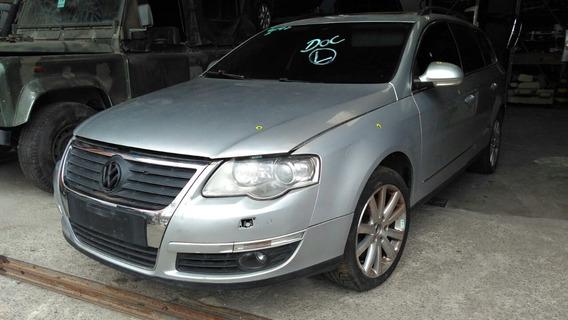 Peças Passat Variant 2.0 Fsi 2008 - Sucata Nevada Auto Peças