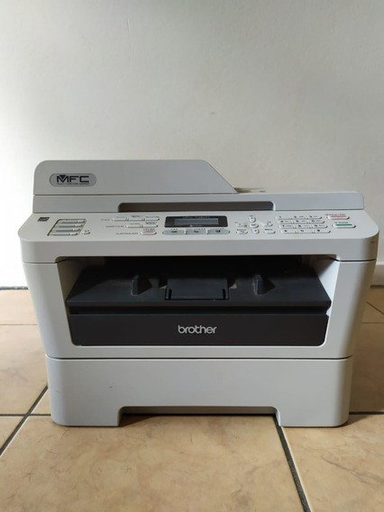 Impressora Brother Multifuncional Laser Mfc