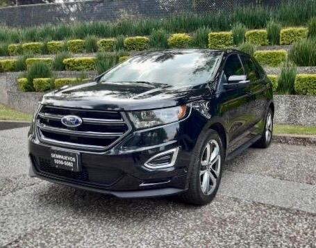 Ford Edge Sport At 2018