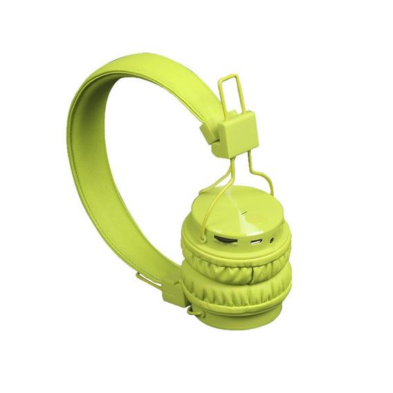 Fone De Ouvido Bluetooth Kimaster K3 Verde Headphone