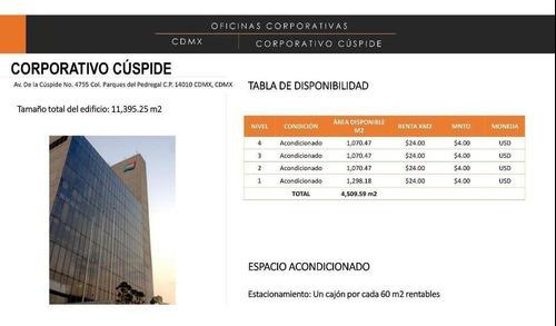 Corporativo Cu?spide - Parques Del Pedregal