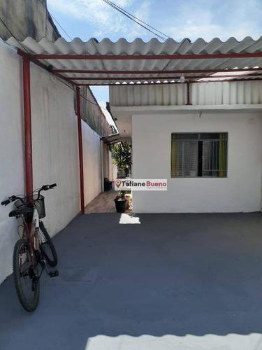 Casa Com 3 Dormitórios À Venda, 80 M² Por R$ 210.000 - Cidade Salvador - Jacareí/sp - Ca2465