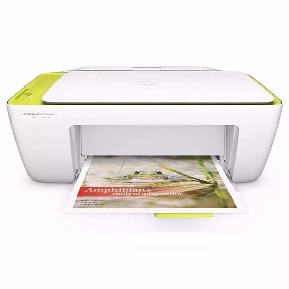 Impressora Multifuncional Hp Ink 2135 + Cartuchos + Cabo Usb