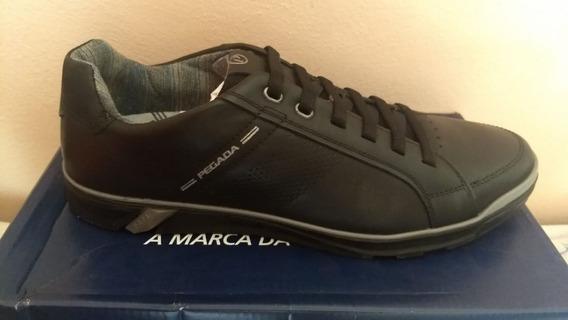 Zapato De Cuero Marca Pegada
