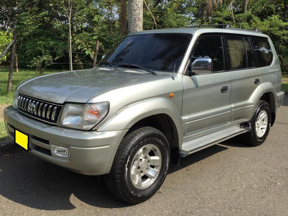 Toyota Prado Vx At 3200 4x4 Blindado