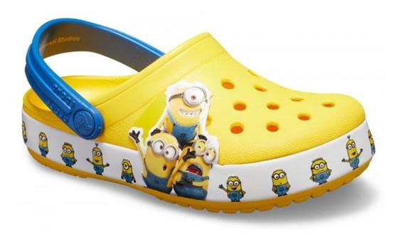 Zueco Crocs Crocs Fl Minions Multi Clog K