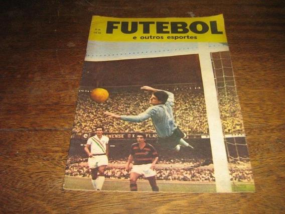 Futebol Nº 23 Ano 1966 Poster Flamengo Campeão Do Turno 66